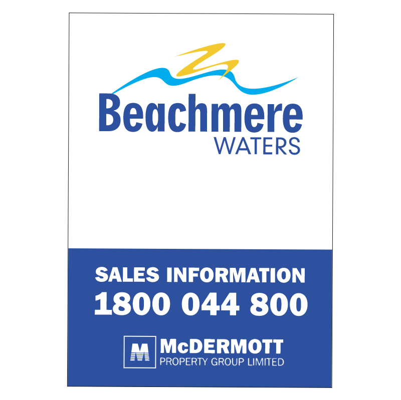 Beachmere Waters logo