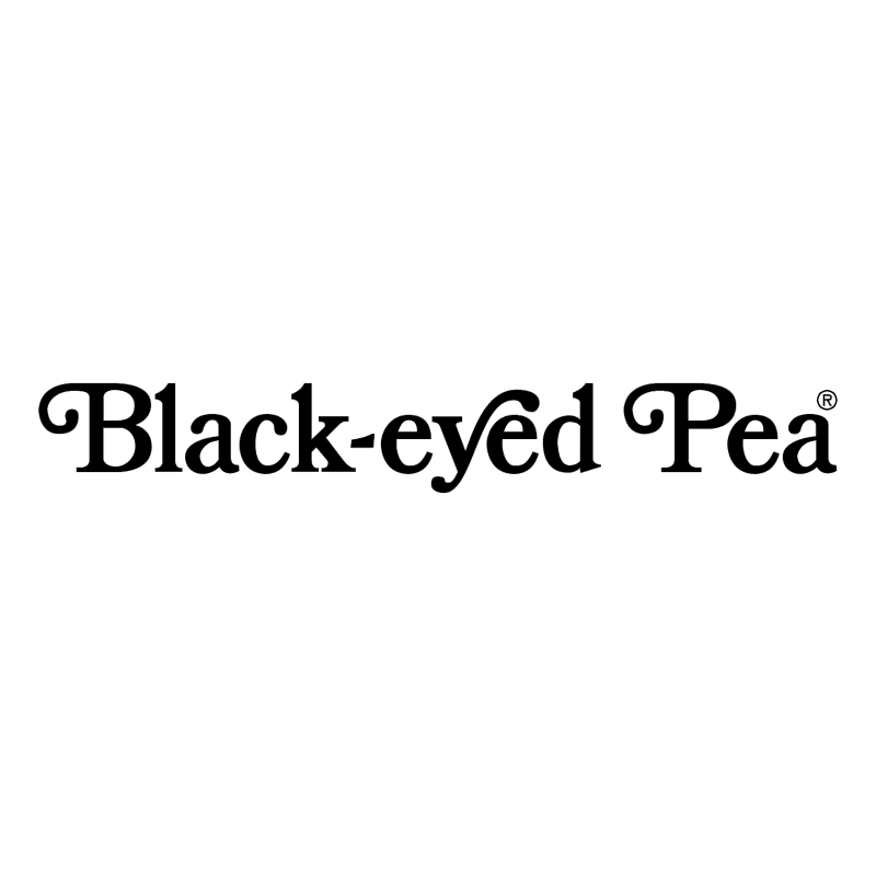 Black eyed Pea vector