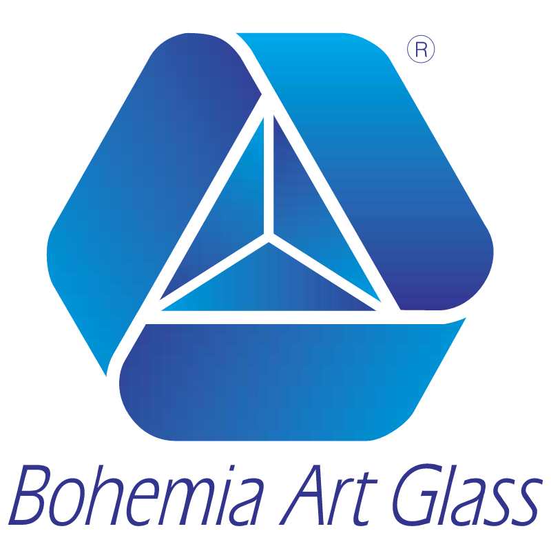 Bohemia Art Glass vector