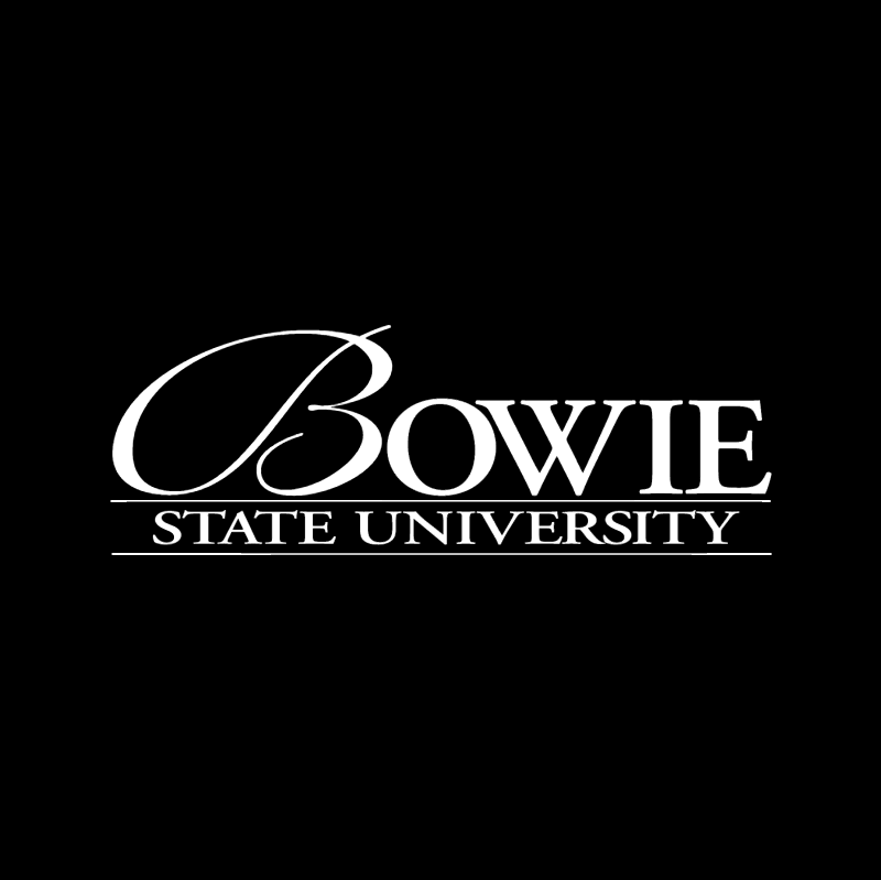 Bowie State University 43864 vector