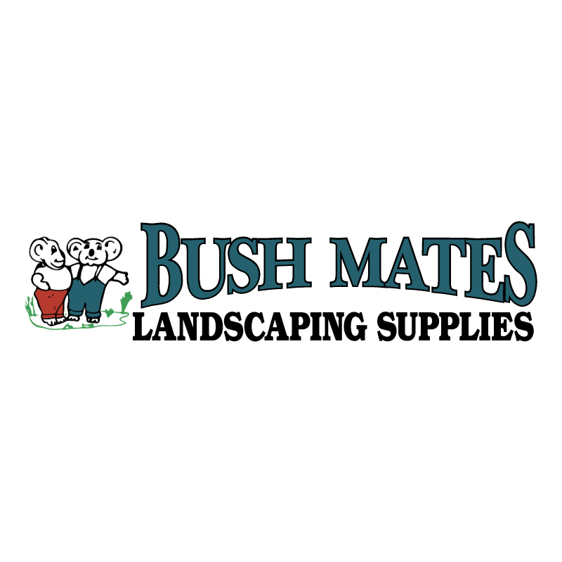 Bush Mates 55322 vector logo