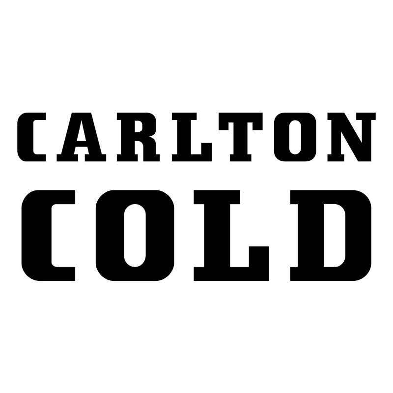 Carlton Cold vector
