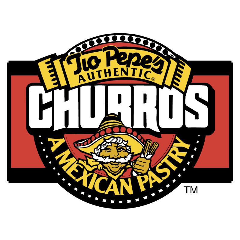 Churros vector logo