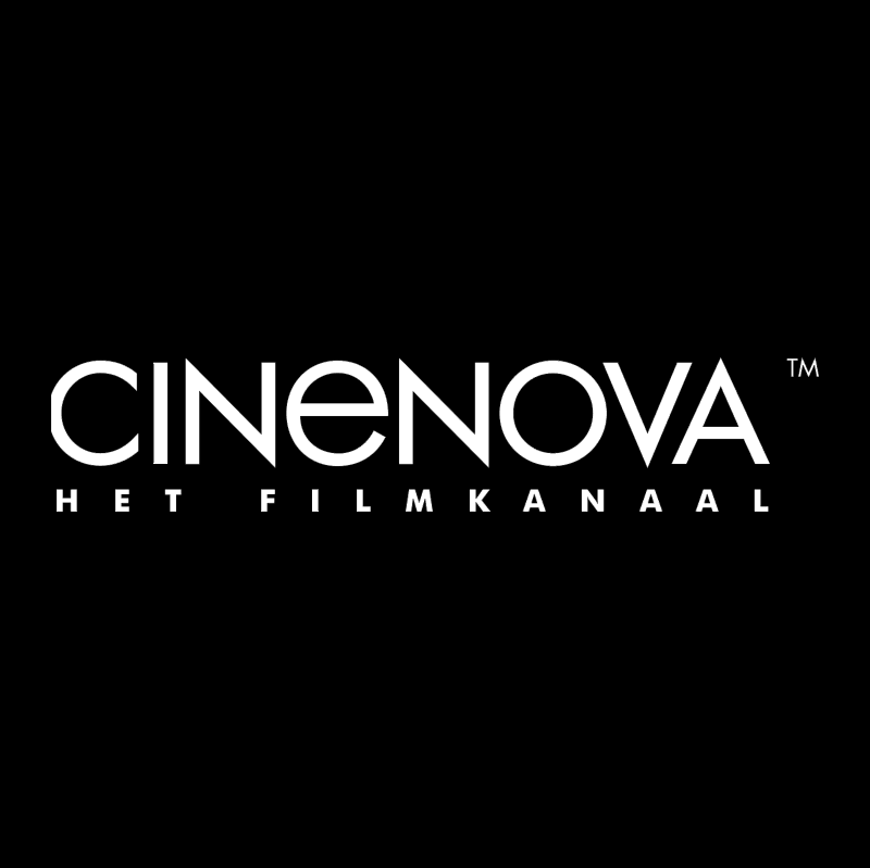 Cinenova vector logo