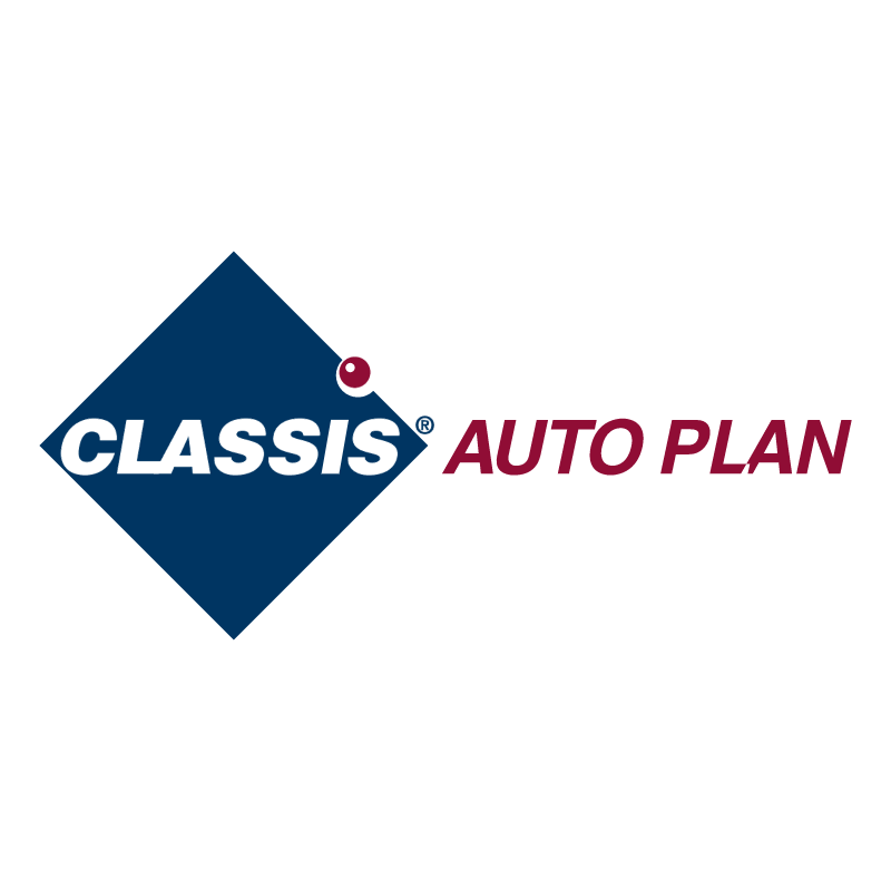 Classis Auto Plan vector