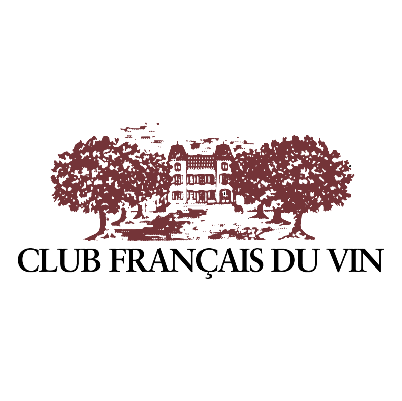 Club Francais Du Vin vector