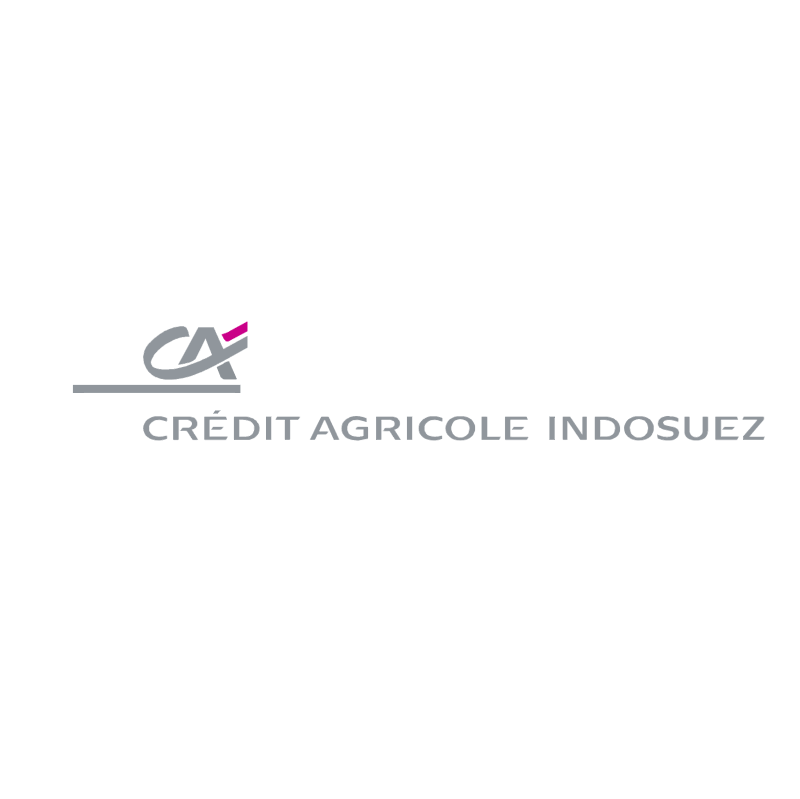 Credit Agricole Indosuez vector