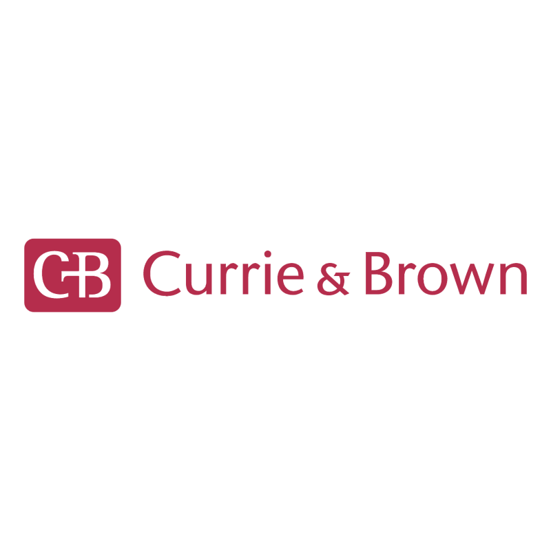 Currie & Brown vector logo