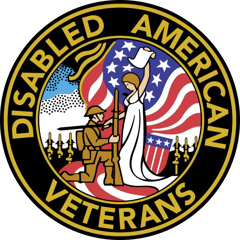 Disabled_American_Veterans_DAV vector