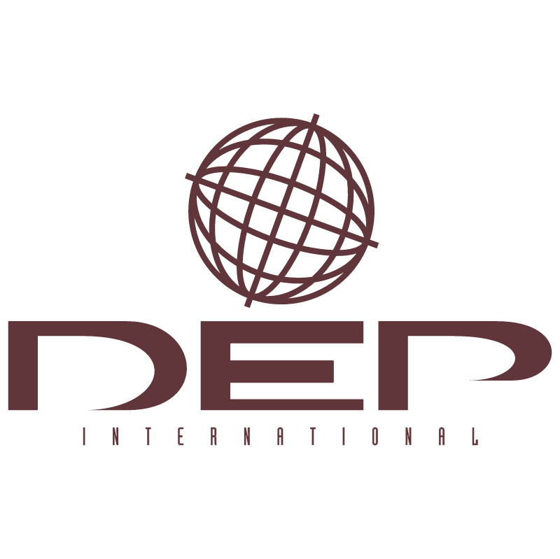 DEP International vector logo