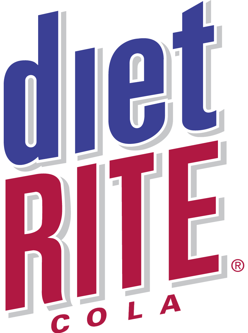 Diet Rite Cola 1 vector
