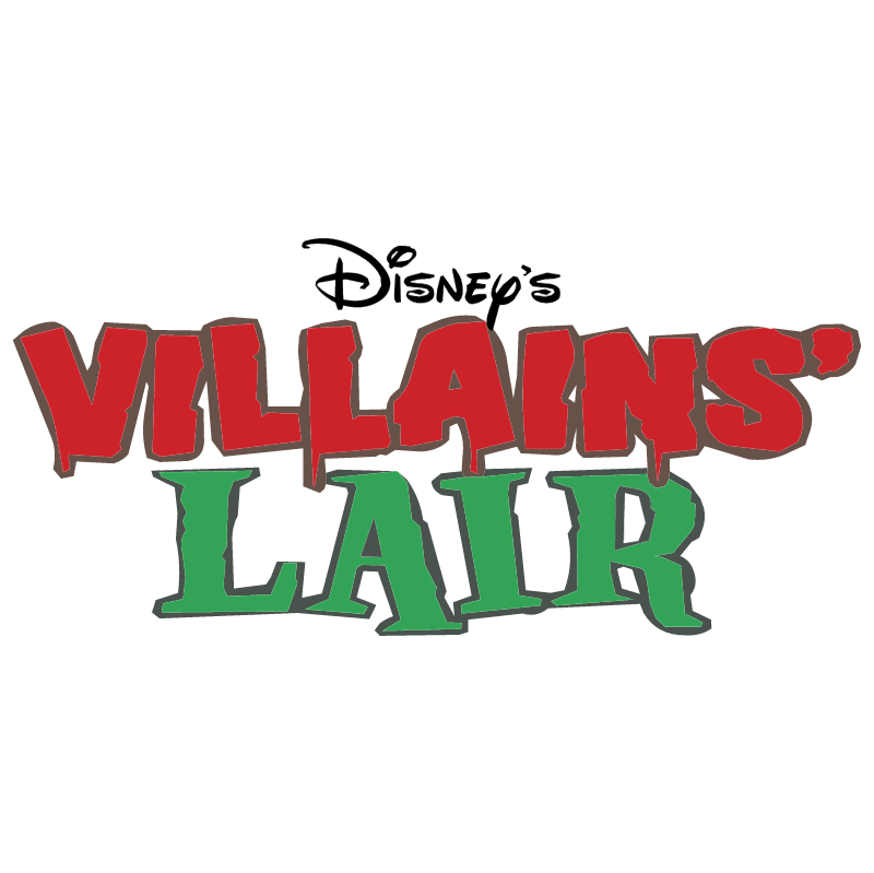 Disney's Villains' Lair vector