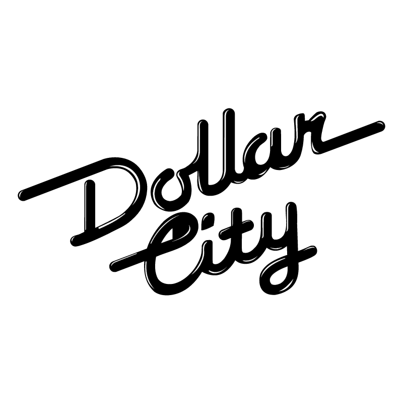 Dollar City vector