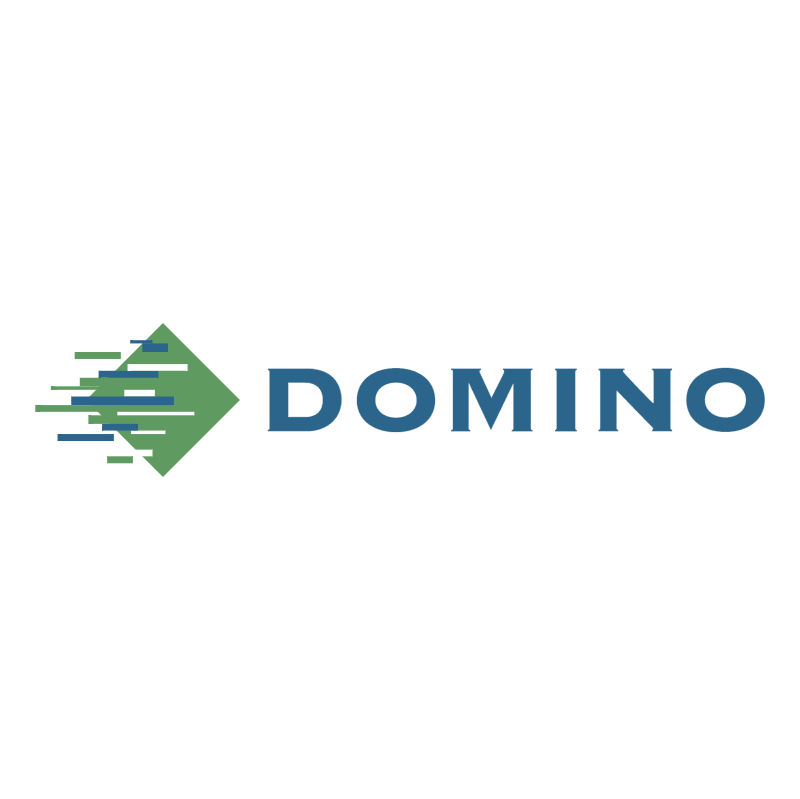 Domino vector logo