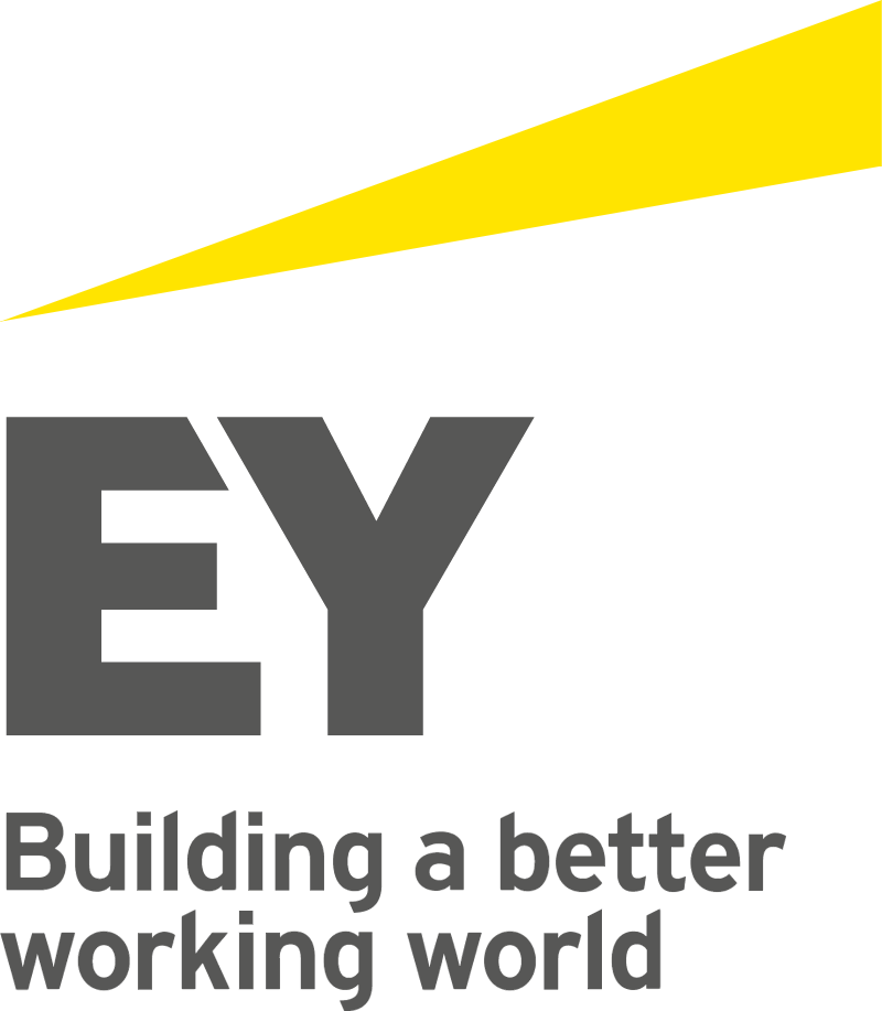 Ernst & Young Building a better working world vector