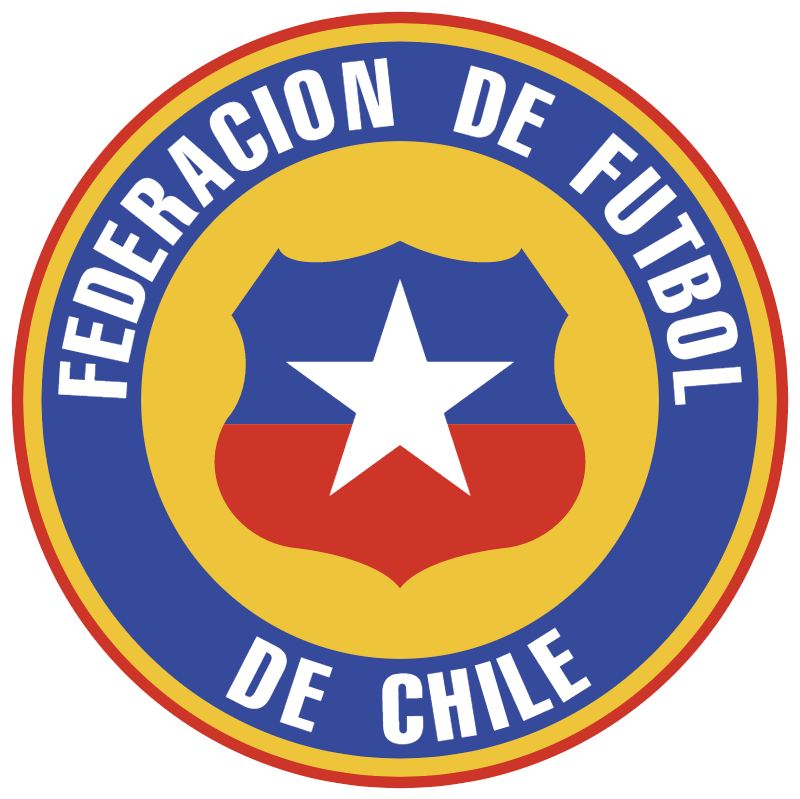 Federation De Futbol De Chile vector