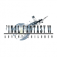 Final Fantasy VII Advent Children vector
