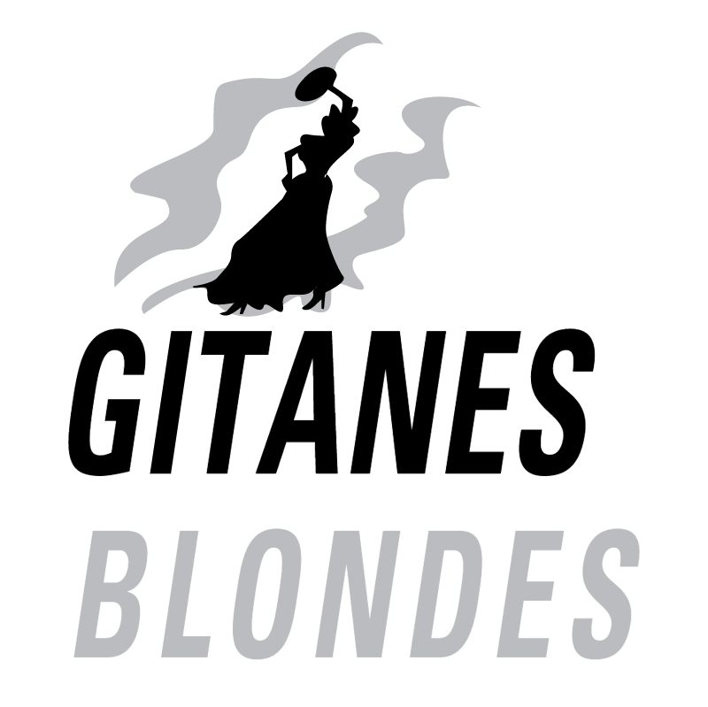 Gitanes Blondes vector