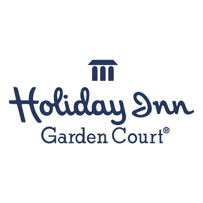 Holiday Inn Garden Court vector
