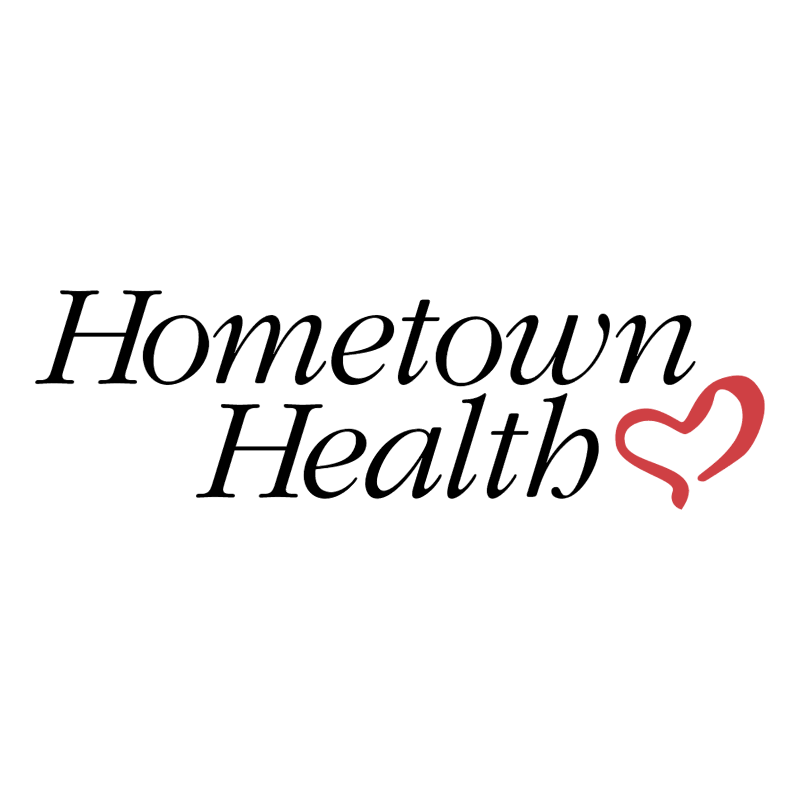 Hometown Health vector