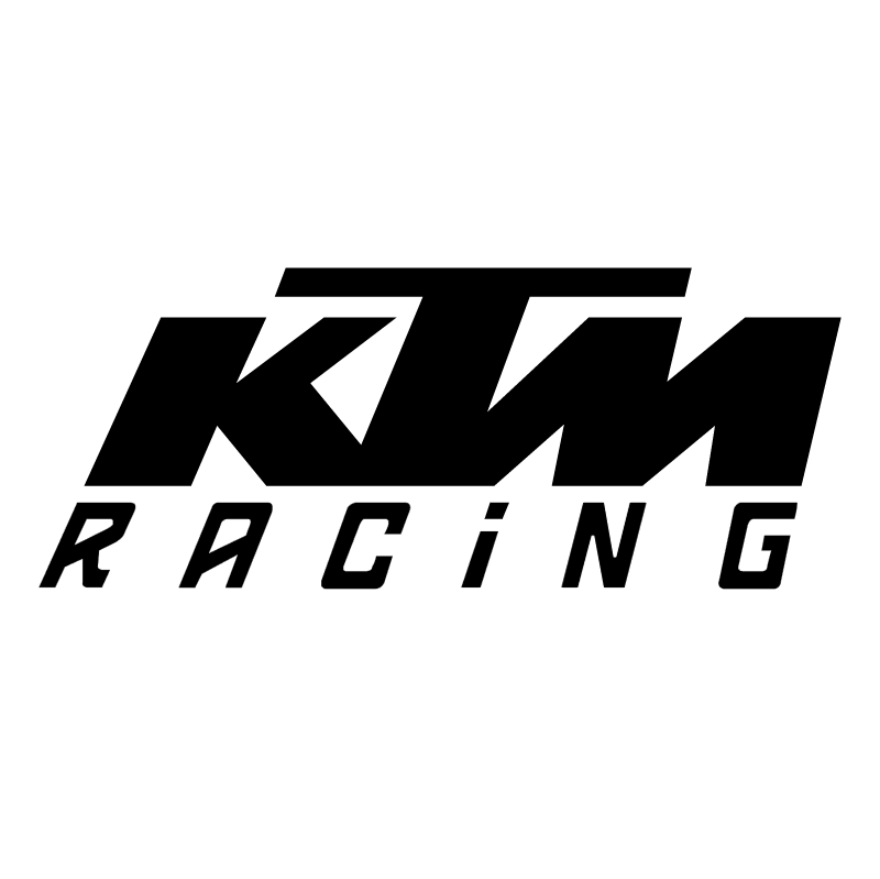 KTM Racing vector logo