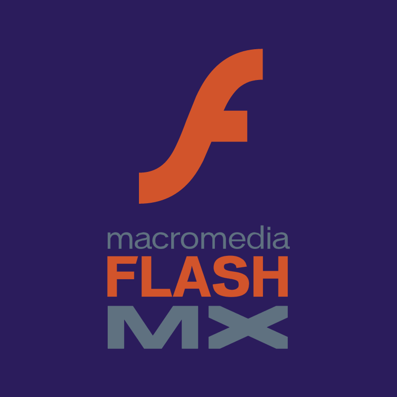 Macromedia Flash MX vector