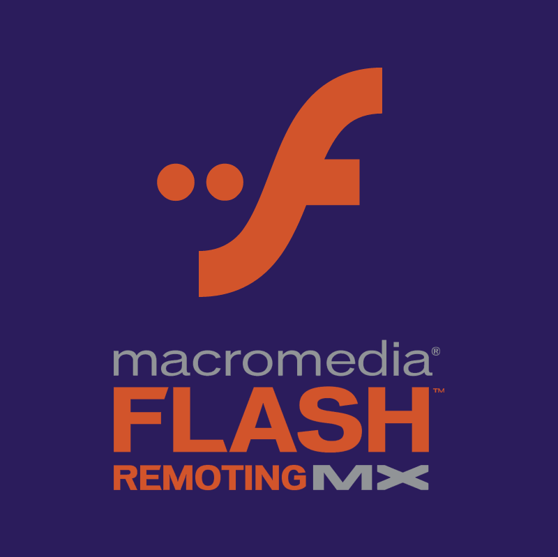 Macromedia Flash Remoting MX vector