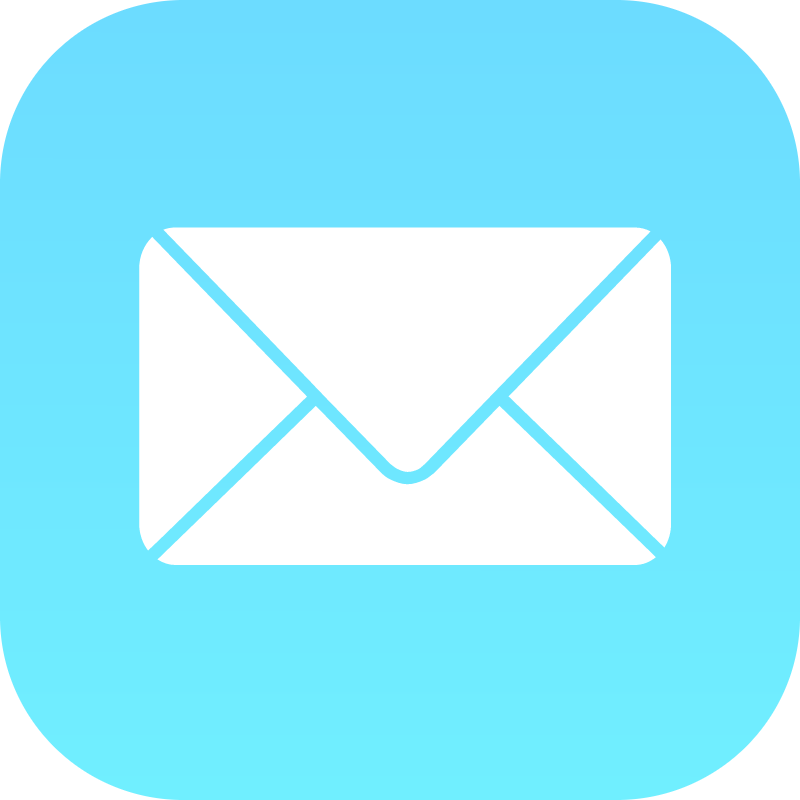 Mail iOS vector