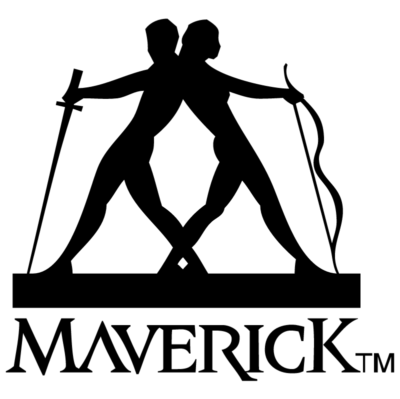 Maverick Records vector