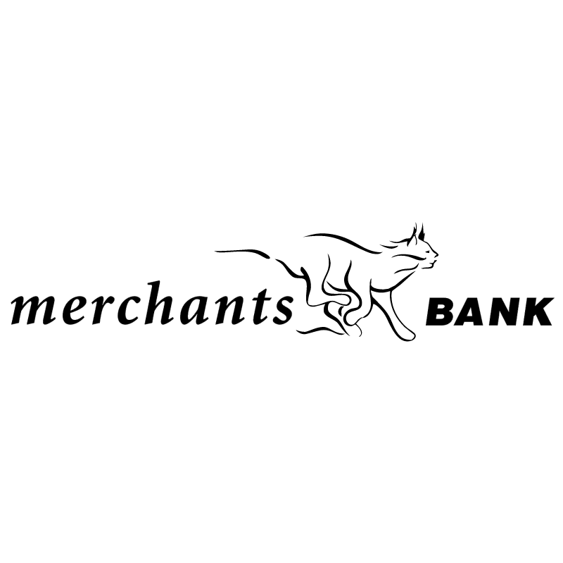 Merchants Bank vector logo
