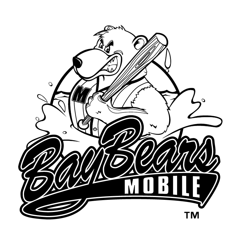 Mobile BayBears vector