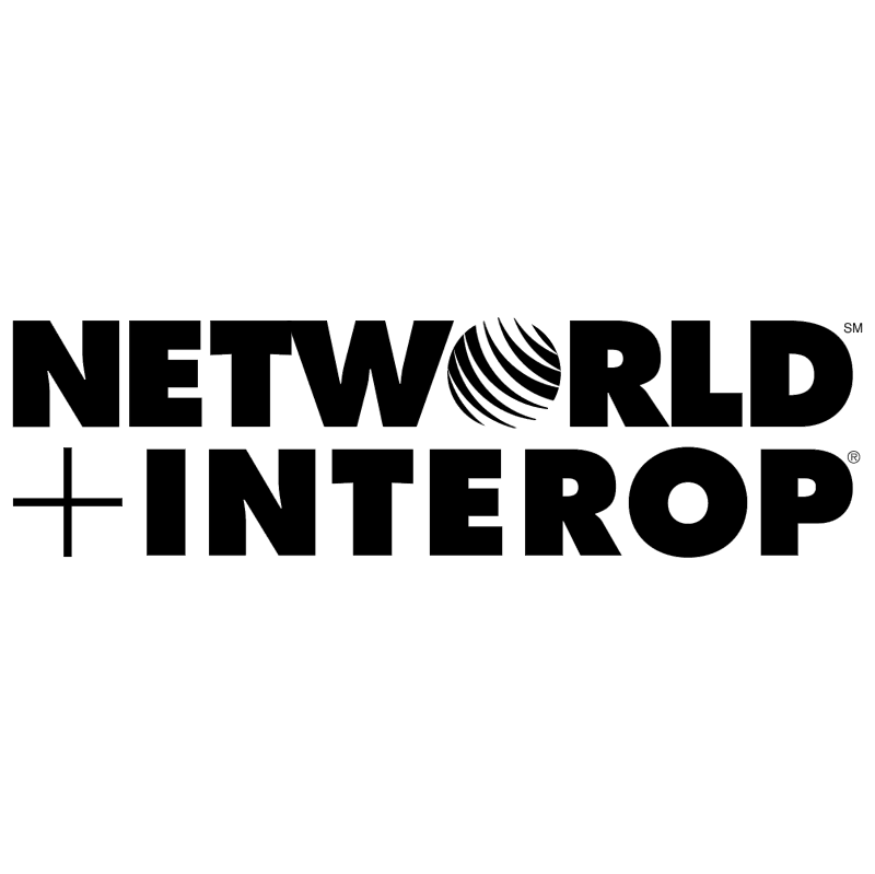 NetWorld Interop vector logo