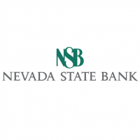 Nevada State Bank vector