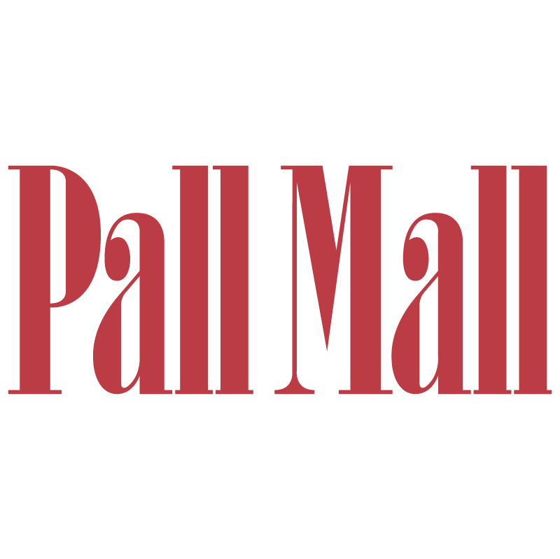 Pall Mall vector
