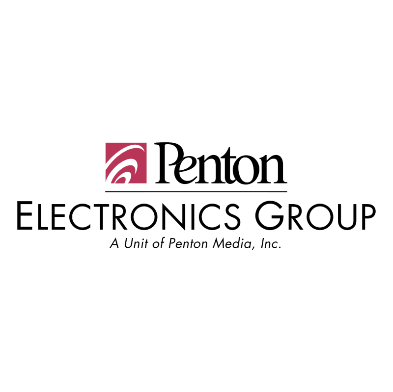 Penton Electronics Group vector