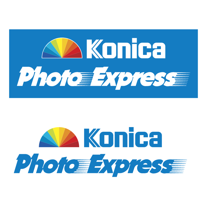 Photo Express vector logo
