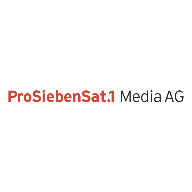 ProSiebenSat 1 Media vector