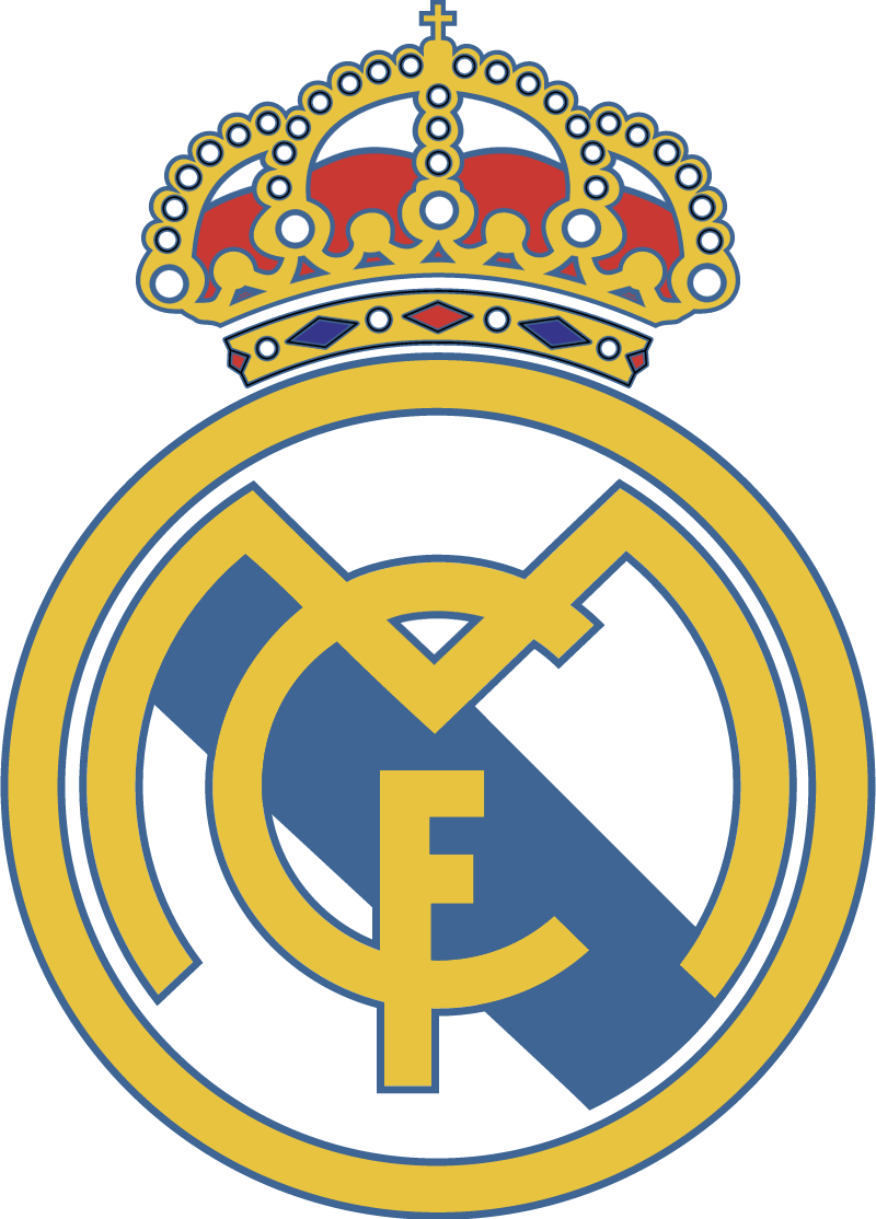 Real Madrid Club de Futbol vector