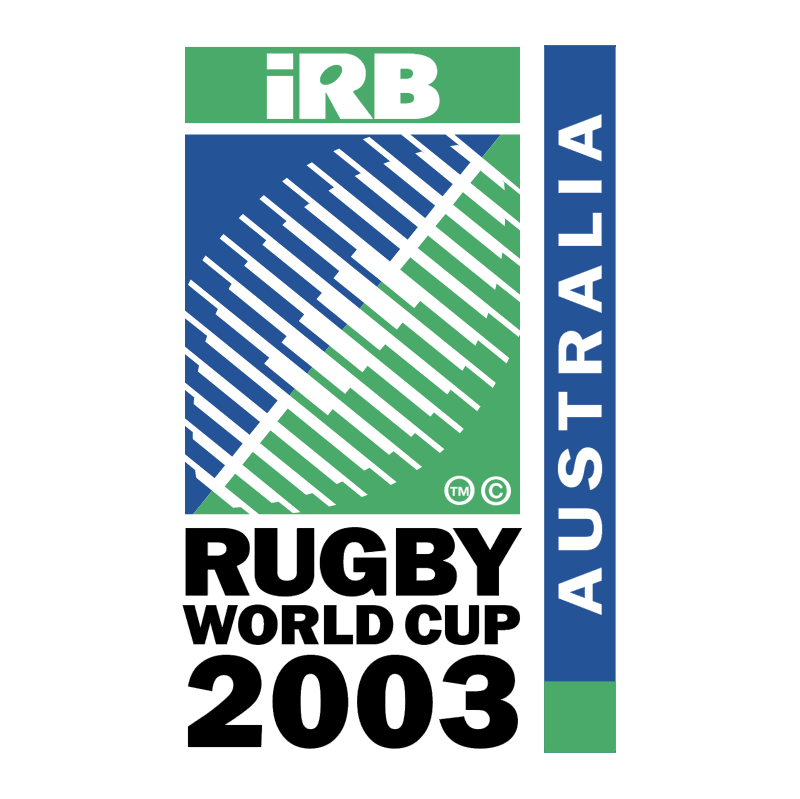Rugby World Cup 2003 vector