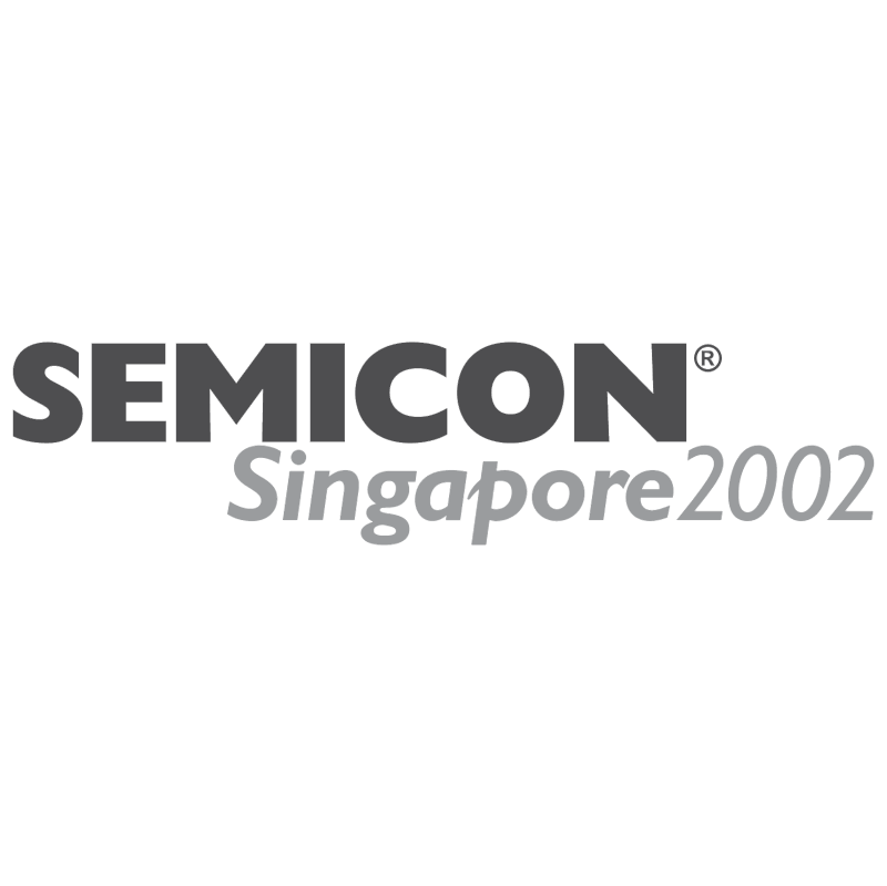 Semicon Singapore 2002 vector
