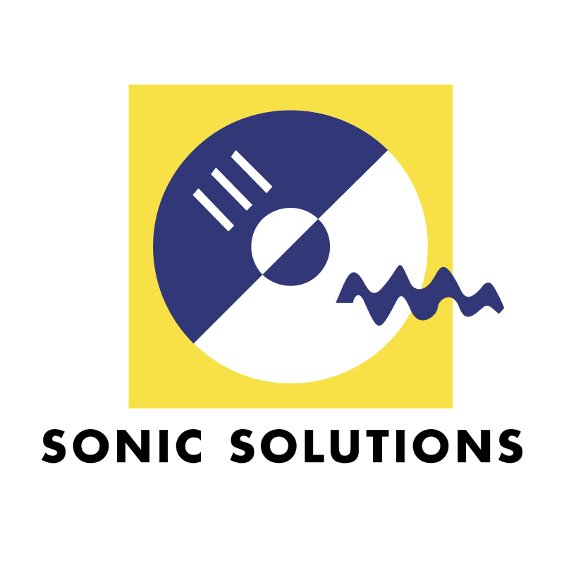 Sonic Solutions logo