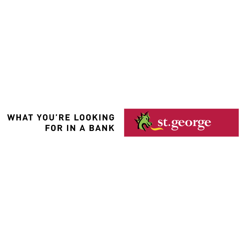 St George Bank vector logo