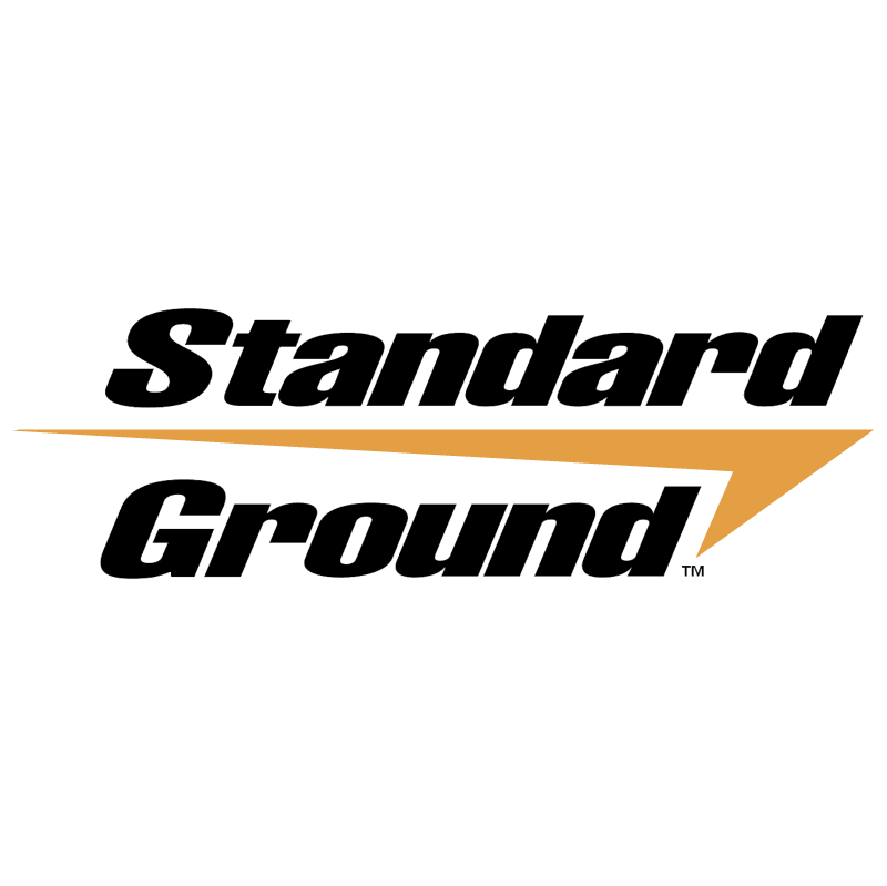 Standard Ground vector logo