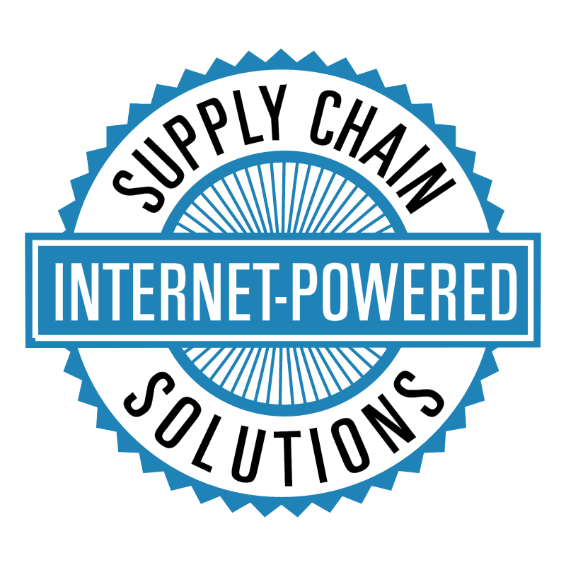 Supply Chain Solutions vector