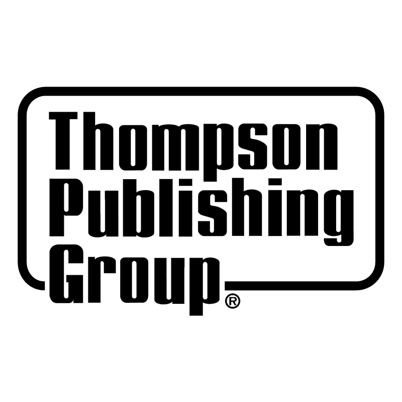 Thompson Publishing Group vector