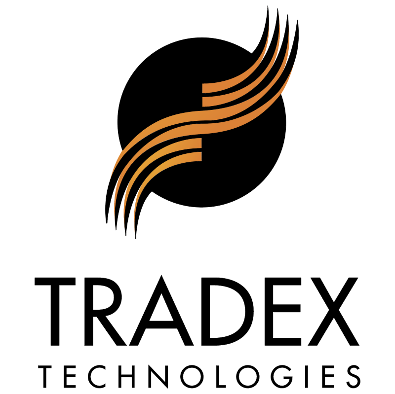 Tradex vector logo