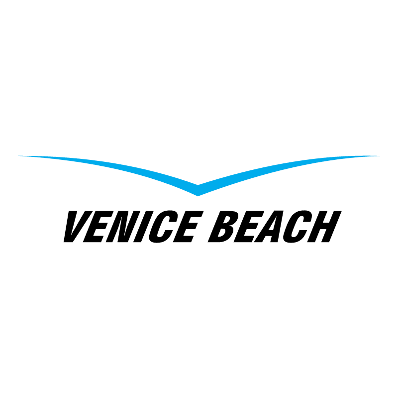 Venice Beach vector logo