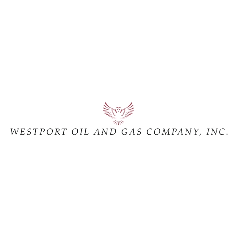 Westport Oil And Gas vector