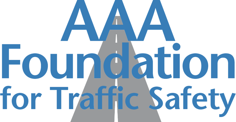 AAA FOUND FOR TRAFFIC SAFT vector