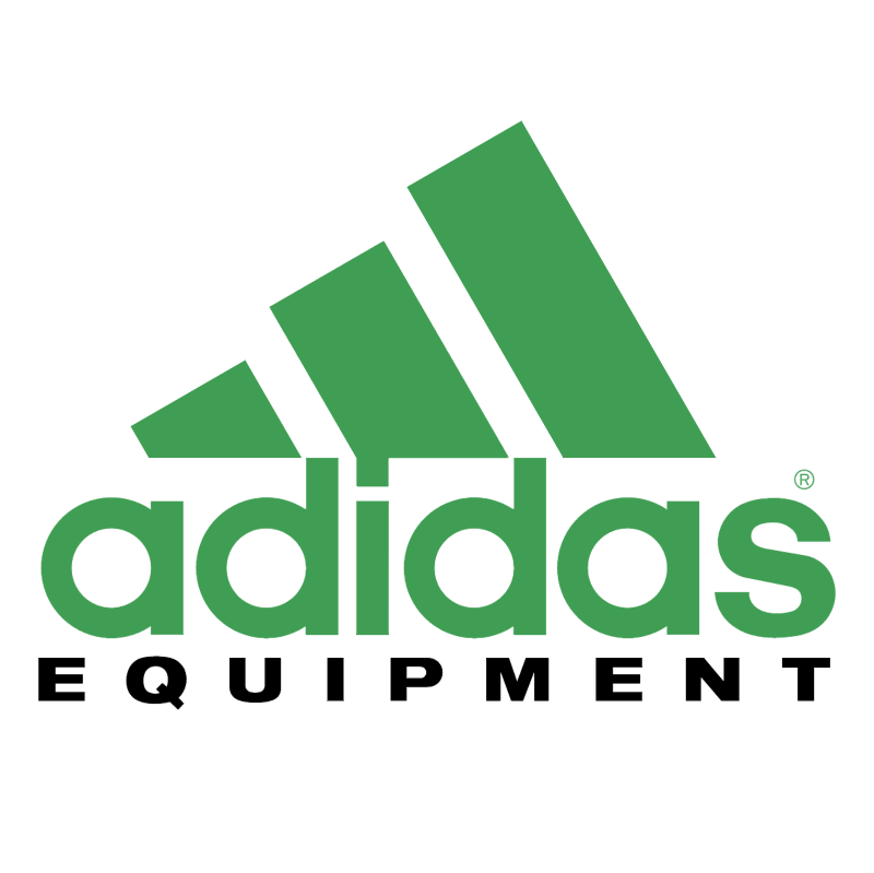 Adidas Equipment vector logo